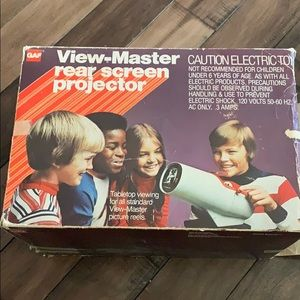 Other - GAF View master rear screen projector vintage